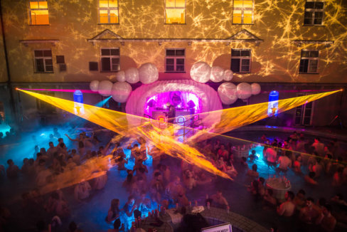 what to do in budapest in winter sparty bath party