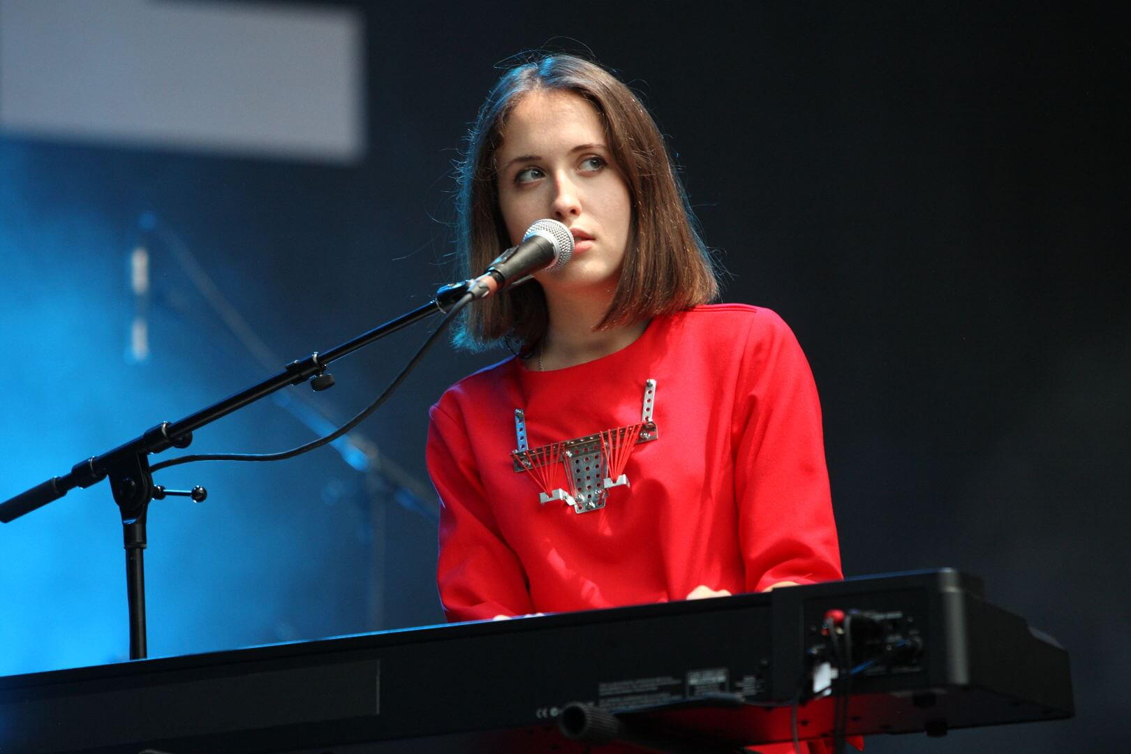 Alice Merton Concert at the A38 in Budapest